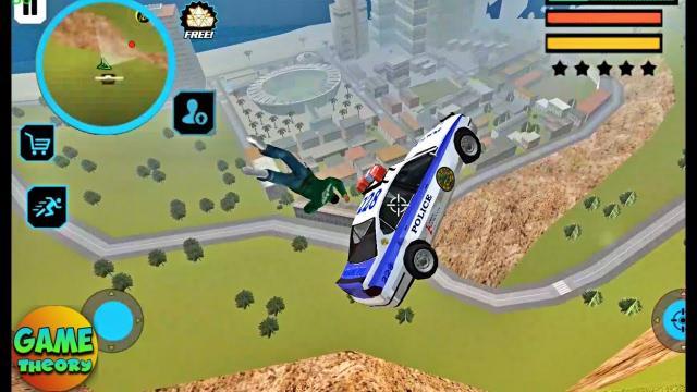 Truck Driver City Crush mod