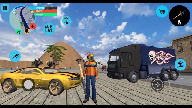 Truck Driver City Crush