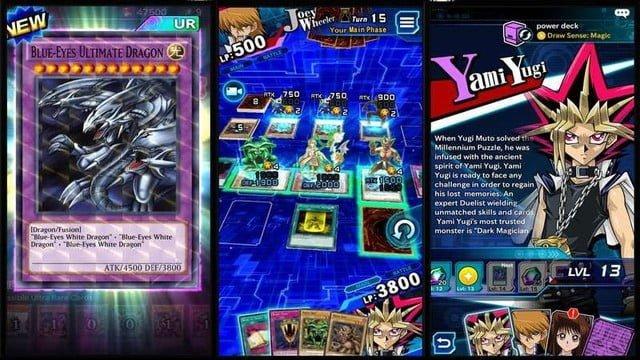 Yugioh Duel link Hack full card