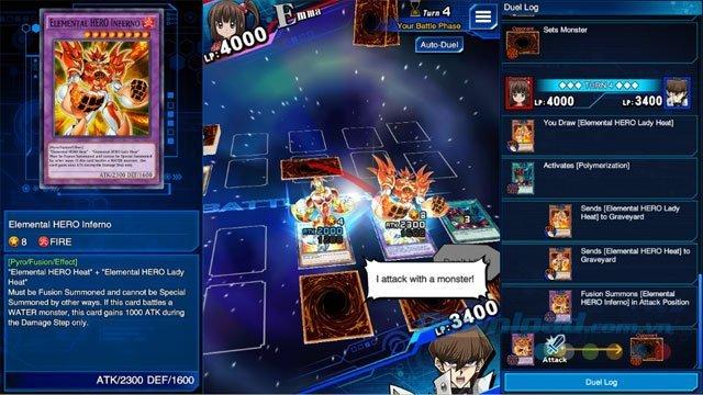 Yugioh Duel link mod