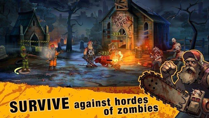 1593680454 652 Tai game Zero City Zombie Shelter Survival MOD One Hit