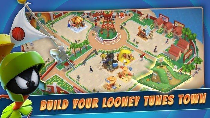 1593681178 462 Tai hack Looney Tunes World of Mayhem MOD No Skill