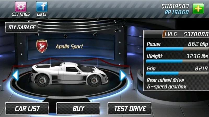 1594495805 701 Tai hack Drag Racing MOD APK IOS Mien phi