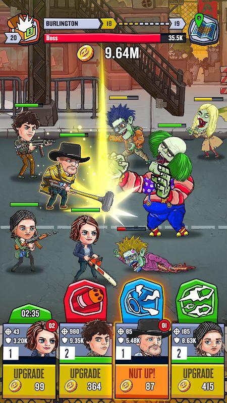 1594609206 92 Tai game Zombieland Double Tapper MOD APK IOSGod Viet hoa
