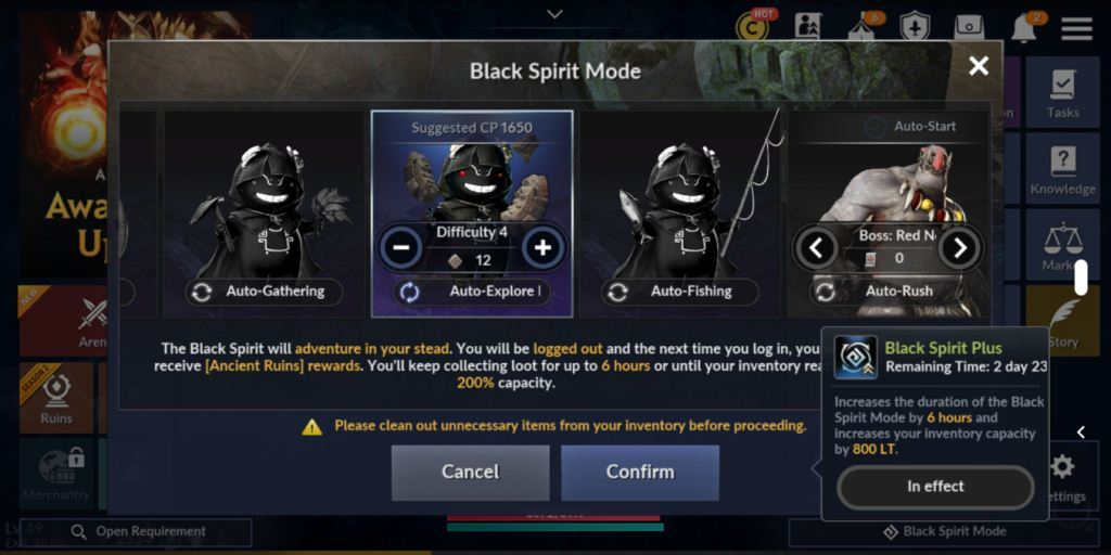 1594737608 386 Black Desert Mobile Tips and Tricks to Level up quickly