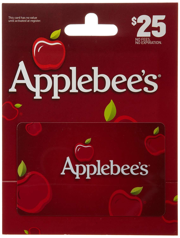 Thẻ quà tặng của Applebee
