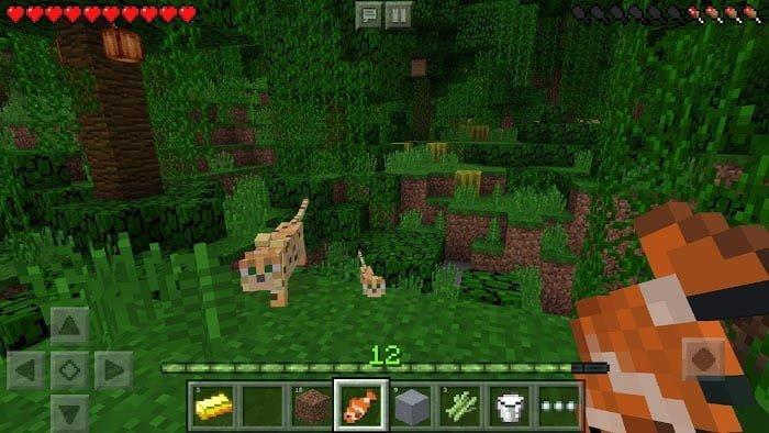 1594890008 577 Tai hack Minecraft – Pocket Edition MOD All Mo khoa