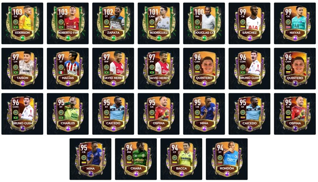 1594993210 311 FIFA Mobile 20 Treasure Hunt El Dorado Guide