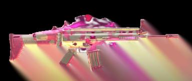 Da súng tốt nhất Fire Cupid SCAR miễn phí