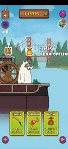 Chúng tôi Bare Bears Crazy Fishing
