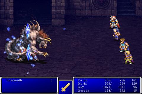 1595274607 906 Hack game Final Fantasy II Viet hoa