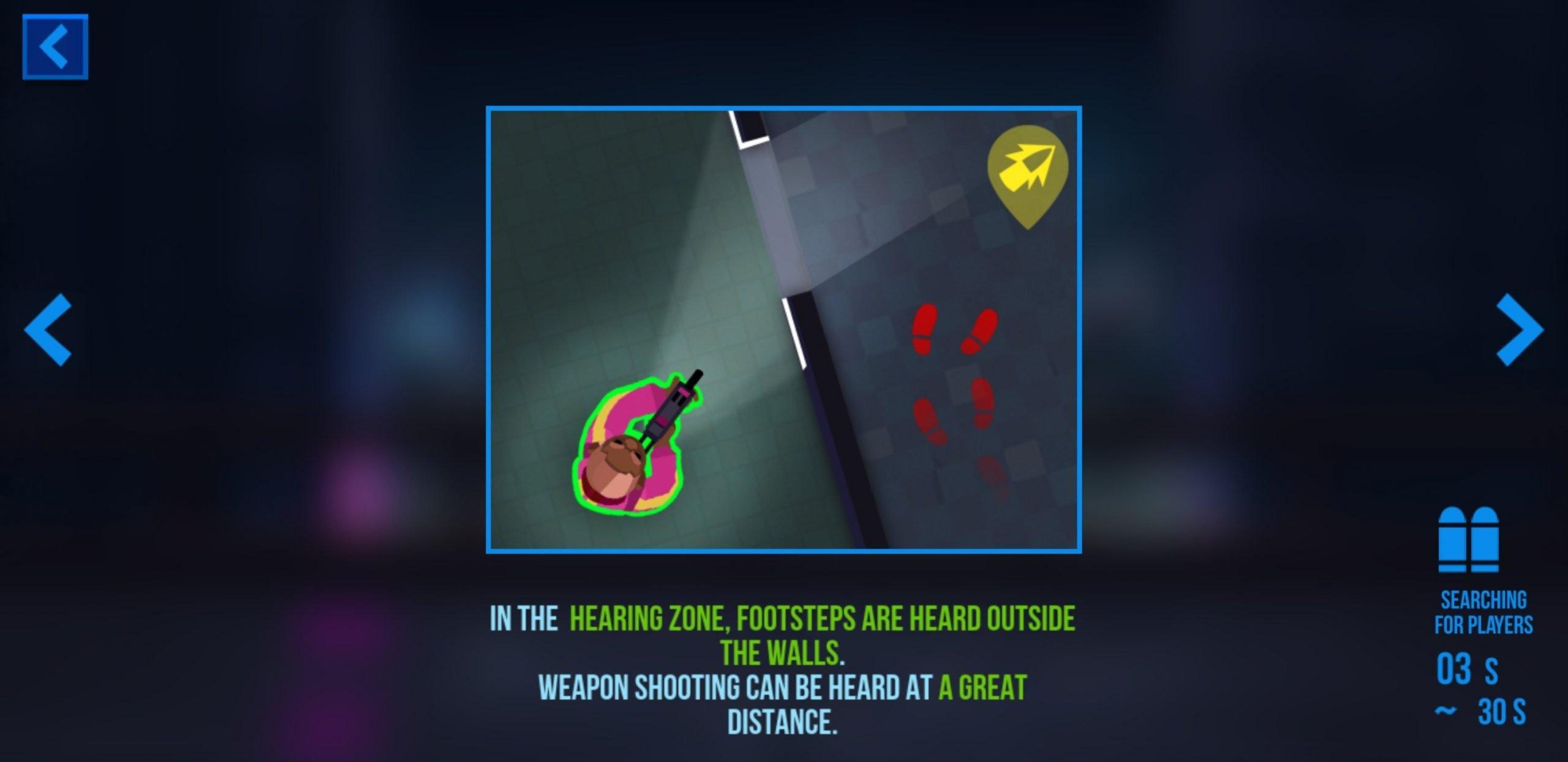 Điều khiển chuyển động Bullet Echo