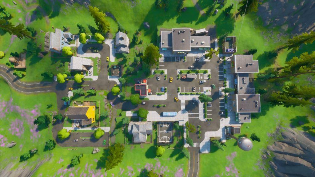 Các địa điểm loot tốt nhất trong Fortnite Mobile mùa 3, Các địa điểm hạ cánh tốt nhất trong Fortnite Mobile mùa 3, Hàng bán lẻ
