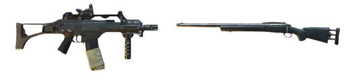 PUBG Mobile kết hợp súng tốt nhất vikendi