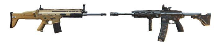 PUBG Mobile kết hợp súng tốt nhất