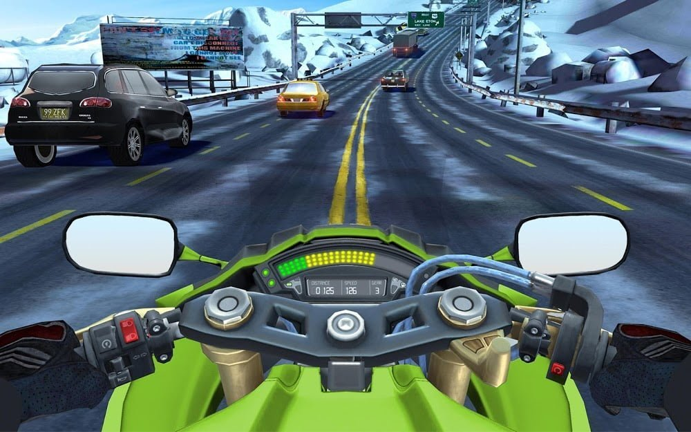 1595781604 498 Moto Rider GO Highway Traffic