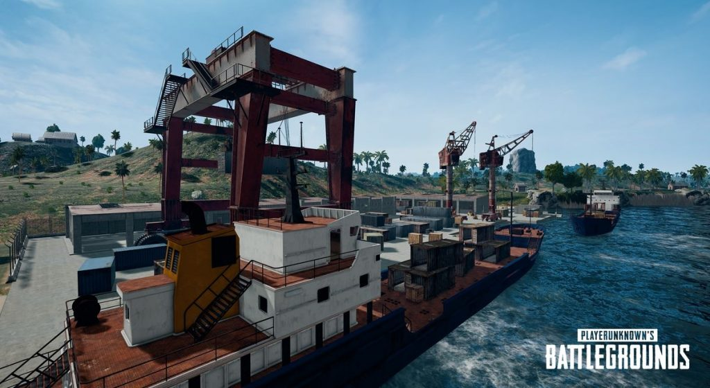 Sanhok bến cảng