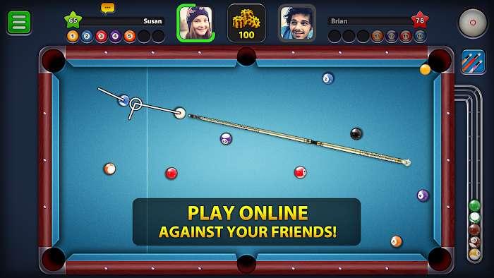 8 ball pool mod sightingline moddroid 1 1