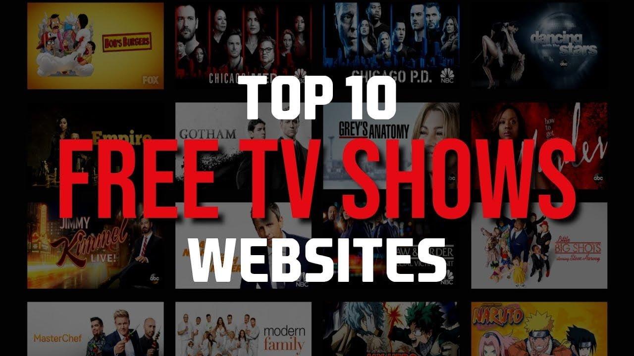 Trang web chương trình truyền hình miễn phí