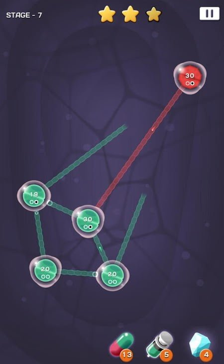 Cell Expansion Wars