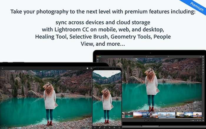 Crack Adobe Lightroom CC MOD Premium Mo khoa APK IOS