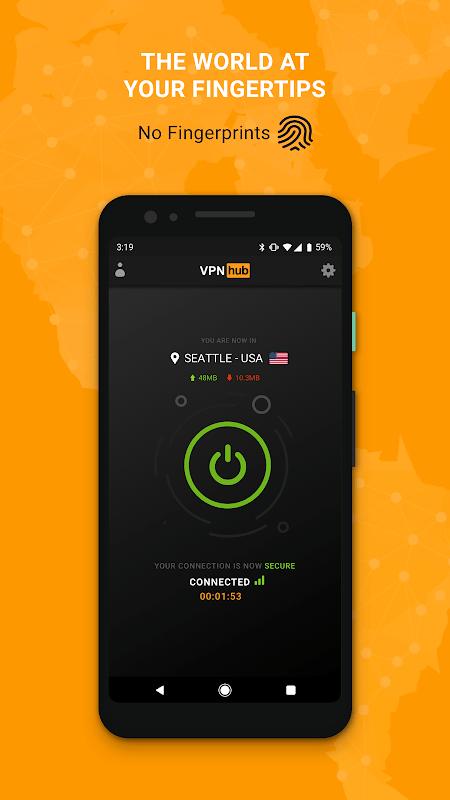 Crack VPNhub MOD Premium mien phi