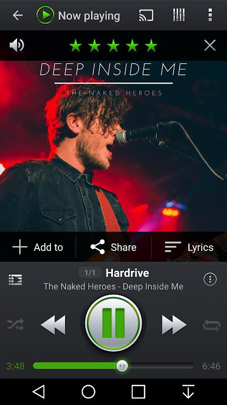 Download PlayerPro Music Player APK IOS