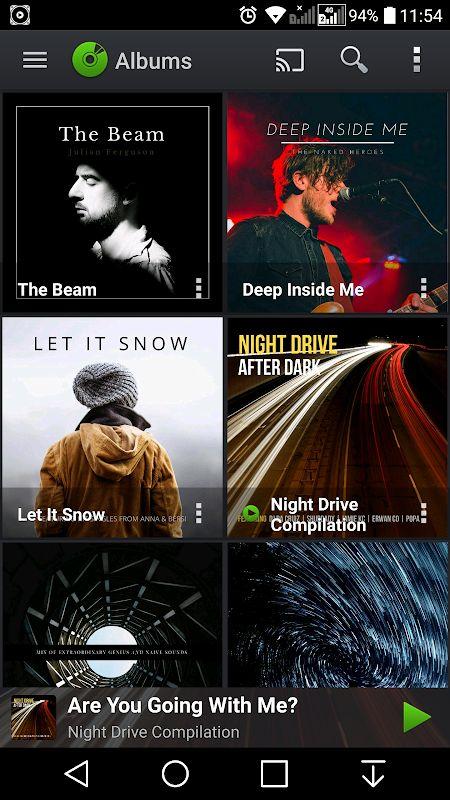Download PlayerPro Music Player Moi nhat