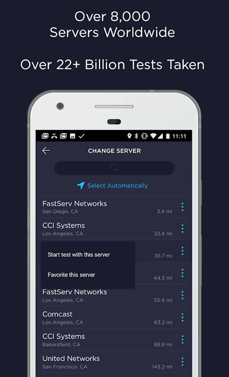 Download Speedtest by Ookla MOD PremiumLite APK IOS