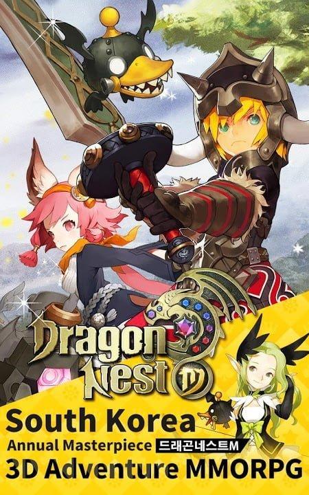Dragon Nest M 1