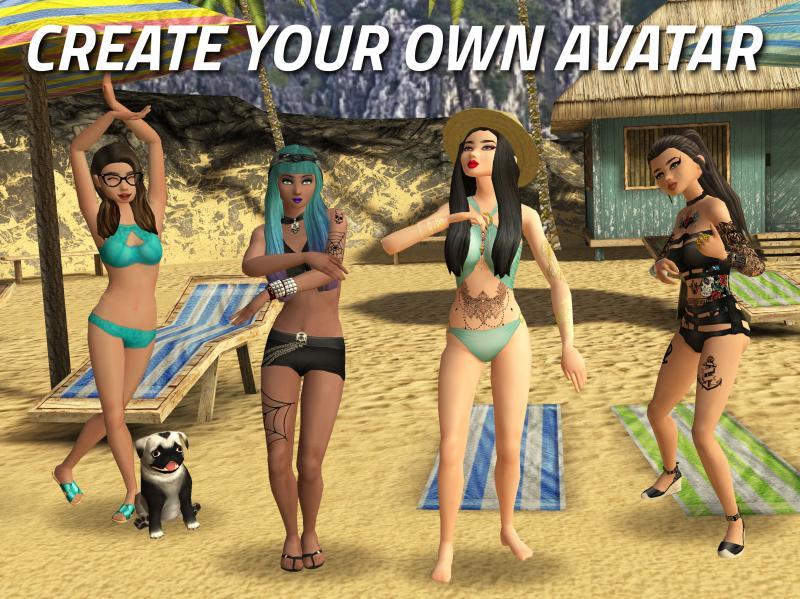 Hack Avakin Life – 3D Virtual World MOD Free BuildAll