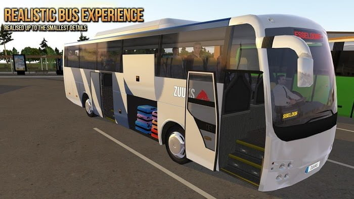 Hack Bus Simulator Ultimate MOD APK IOS Viet hoa