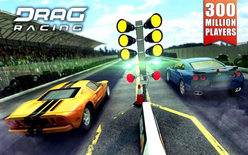 Hack Drag Racing MOD APK IOS Moi nhat