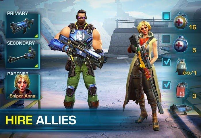 Hack Evolution 2 Battle for Utopia MOD High DamageGod Moi