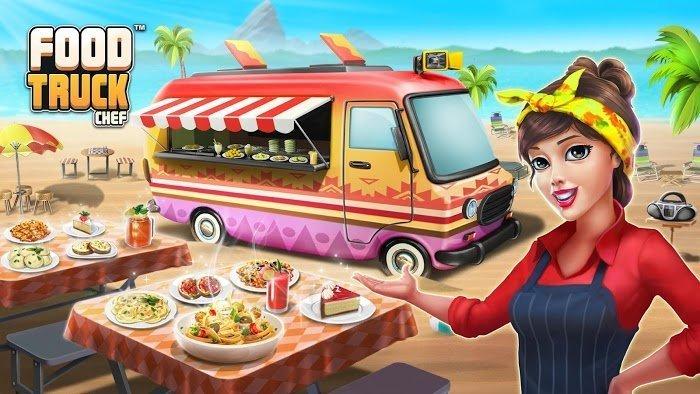 Hack Food Truck Chef MOD TienCrystals Moi nhat