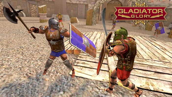 Hack Gladiator Glory MOD TienStupid Bots Moi nhat