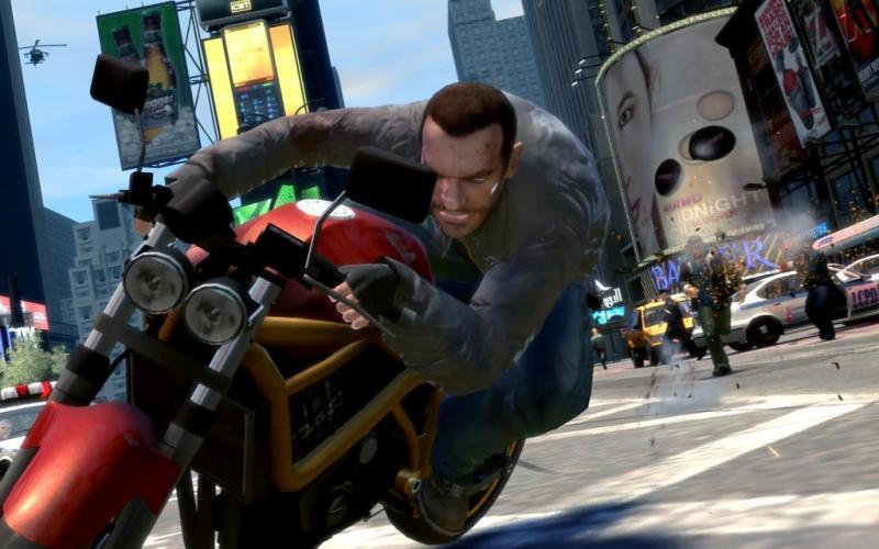 Hack Grand Theft Auto IV GTA 4 Tieng viet