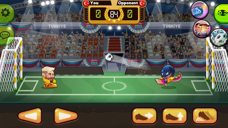 Hack Head Ball 2 MOD Freeze Bots Tieng viet