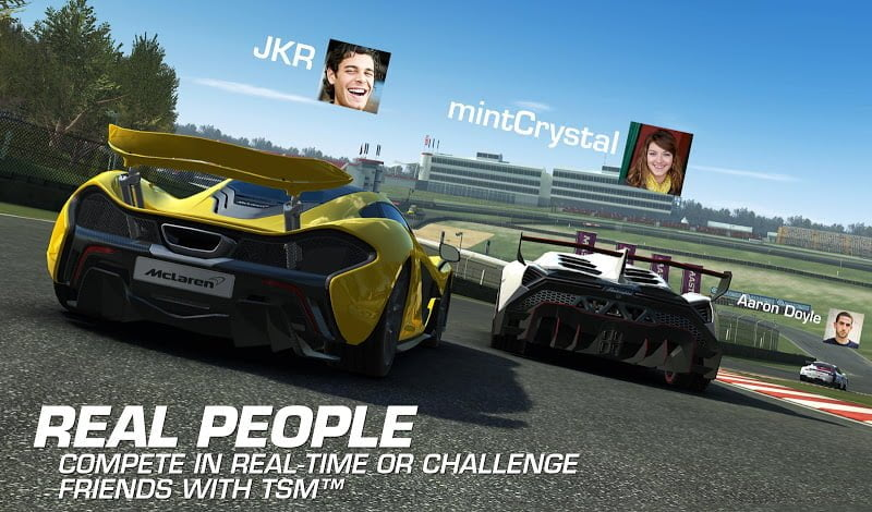Hack Real Racing 3 MOD CurrencyItems Moi nhat