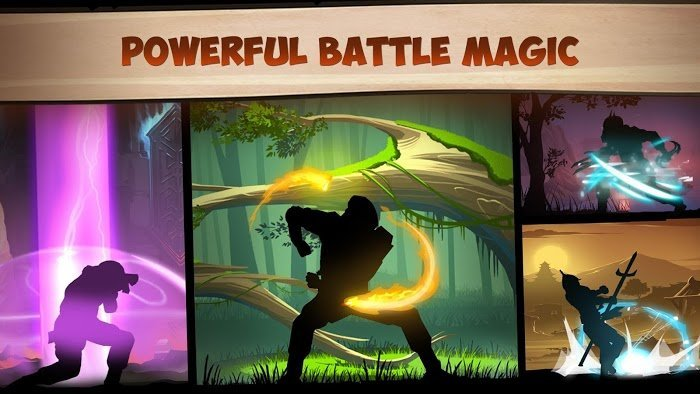Hack Shadow Fight 2 MOD Tien xuKim cuongs Viet hoa