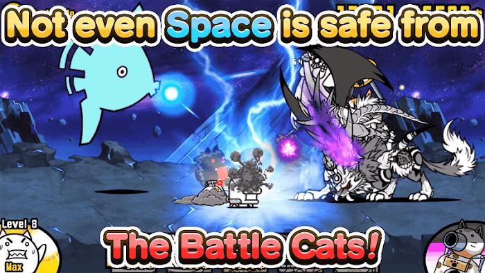 Hack The Battle Cats APK IOS Viet hoa