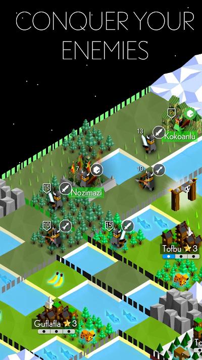 Hack The Battle of Polytopia MOD Mo khoa Crack