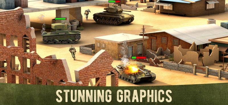 Hack War Machines MOD GemsFuelRadar Tieng viet