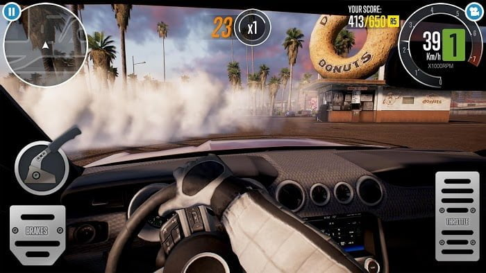 Hack game CarX Drift Racing 2 MOD APK IOS Viet