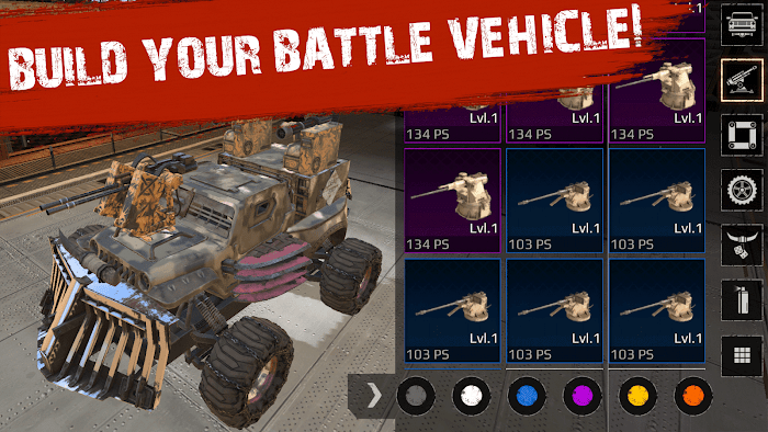 Hack game Crossout Mobile Mien phi