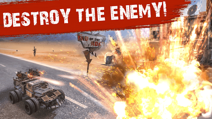 Hack game Crossout Mobile Viet hoa