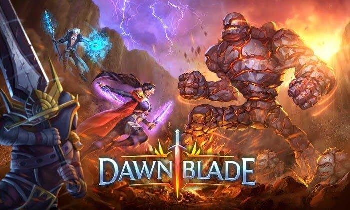 Hack game Dawnblade MOD Get FreeMenu Mien phi