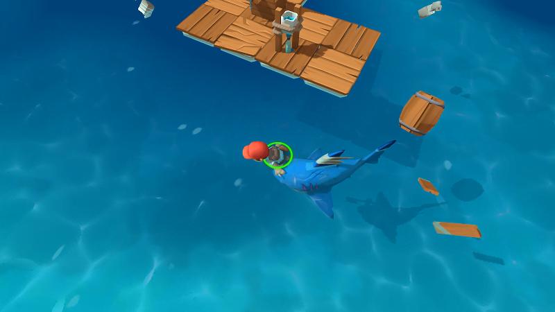 Hack game Epic Raft MOD APK IOSBat tu Tieng viet