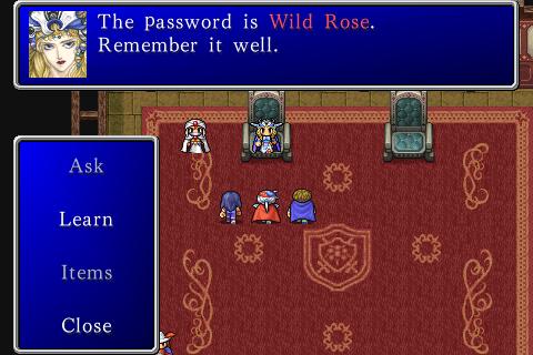 Hack game Final Fantasy II Viet hoa