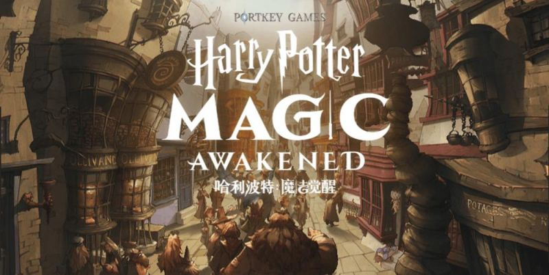 Hack game Harry Potter Magic Awakened Crack